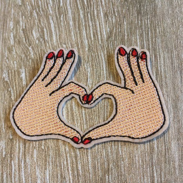 Listed on Depop by amynorthwood | Iron-On Patches | Sew on patches