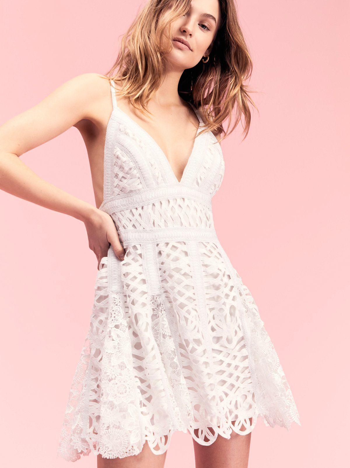 FP One Coast to Cove Mini Dress | Lightweight cotton mini dress ...