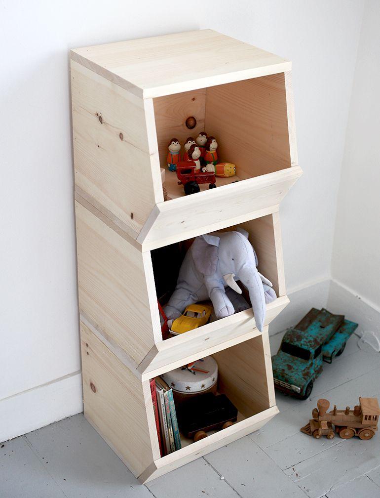 les 25 meilleures id es de la cat gorie rangement jouet enfant sur pinterest rangement des. Black Bedroom Furniture Sets. Home Design Ideas