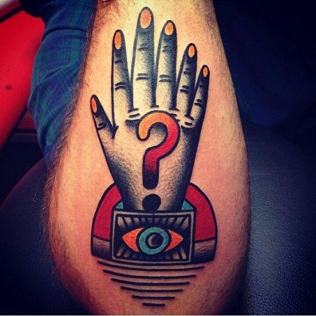 Ho la fissa delle mani, mi tatuo mani, adoro i lavori di @basik  Ma figa operarsi alla mano no #hand #puleggia #tattoo #javierrodriguez #ltw