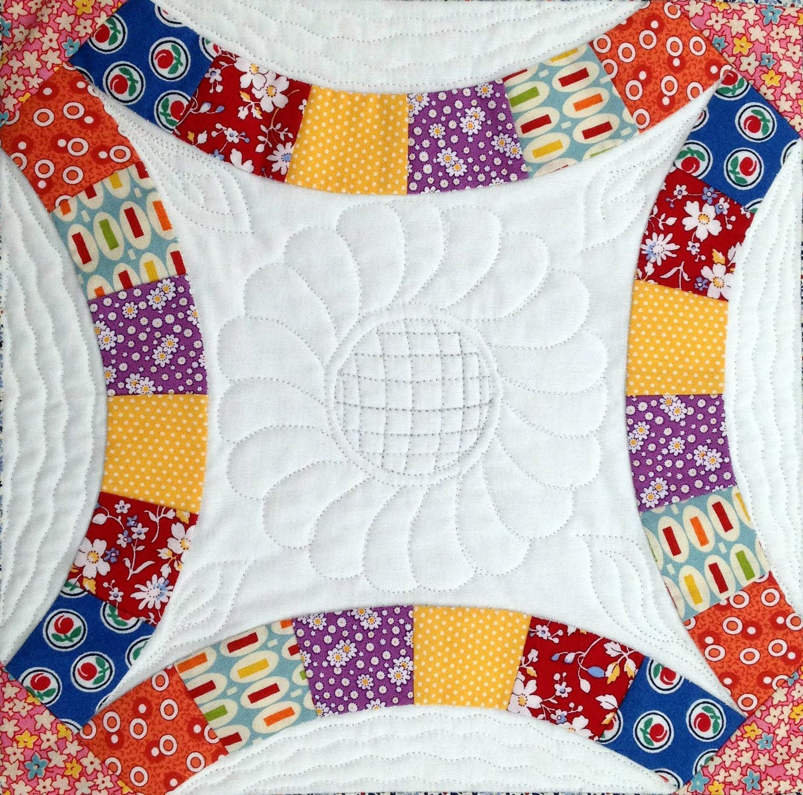 Unique Wedding Ring Quilt Poem – Wedding