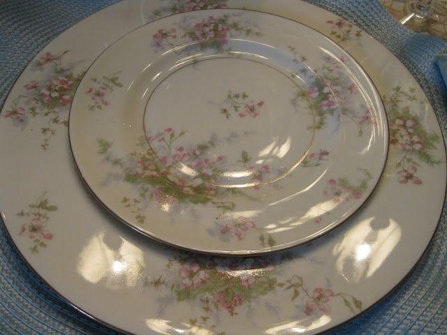 apple blossom china | Vintage Haviland - apple blossom. | China, Glassware, Linens & Silver
