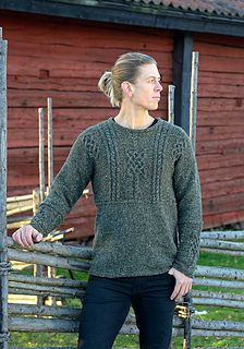 Aslak Pattern By Elsebeth Lavold Viking Knit Sweater Knitting