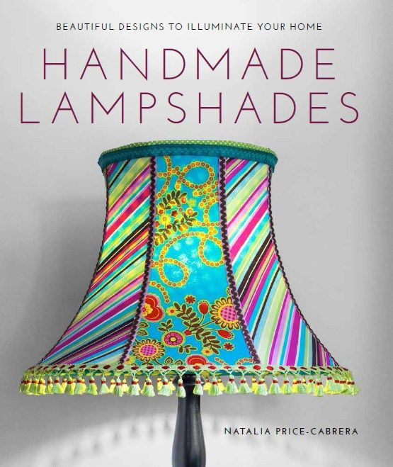 Free book giveaway handmade furniture httpamzn2iwpdj4 handmade lampshades beautiful designs to illuminate your home by natalia price cabrera this book is bursting with inspirational images tips and ideas mozeypictures Choice Image