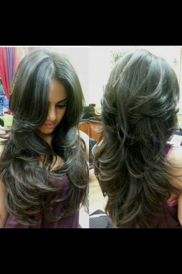 16+ Feather cut for curly hair ideas