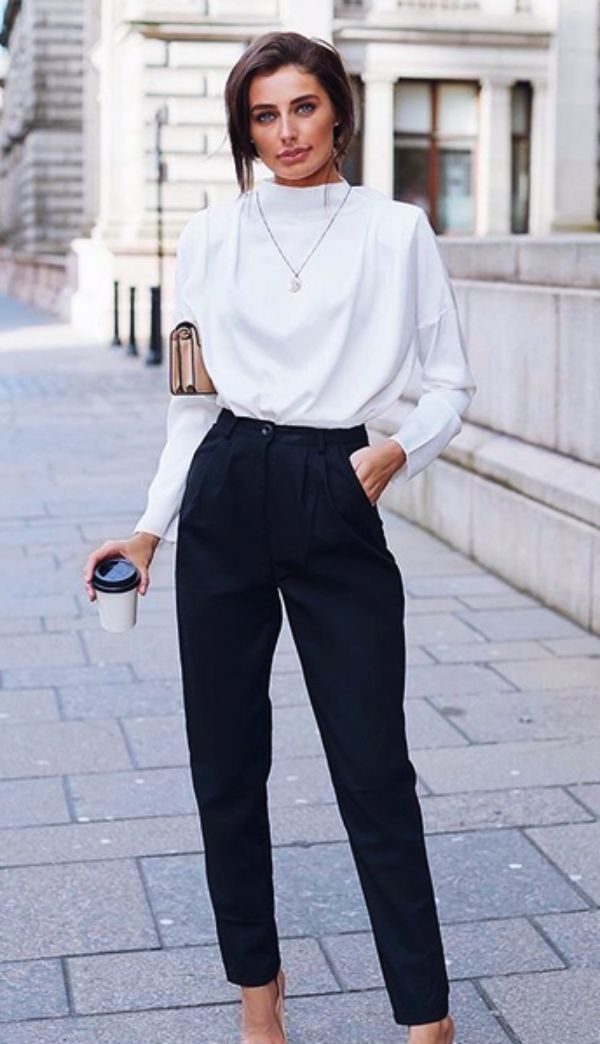 75 Formal Business Attires with Trousers for Women