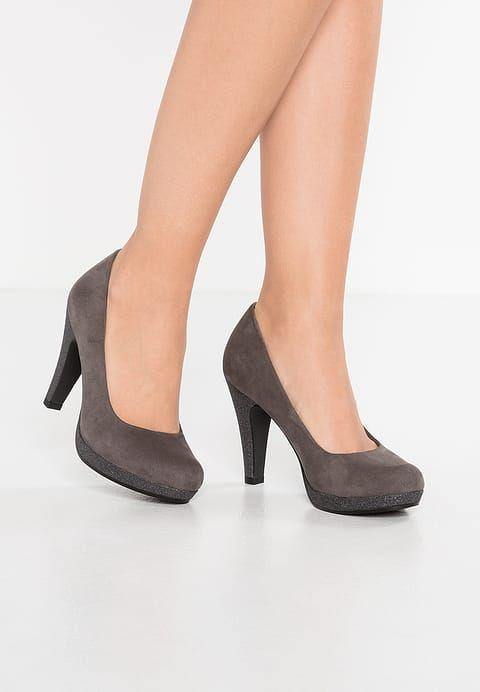 Pedir  Marco Tozzi Zapatos altos - dark grey por 39,95 € (6/09/17) en Zalando.es, con gastos de envío gratuitos.