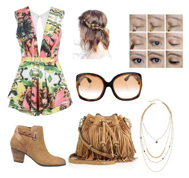 """""""Sin título #42"""" by aly-zet on Polyvore featuring moda, GUESS, Tom Ford, Rebecca Minkoff, Panacea y larrystylinson"""