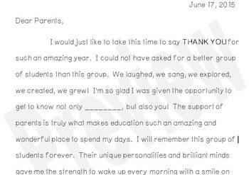 Year End Thank You Letter from i.pinimg.com