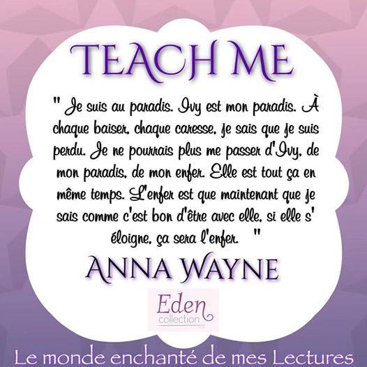 teach me pdf anna wayne ekladata