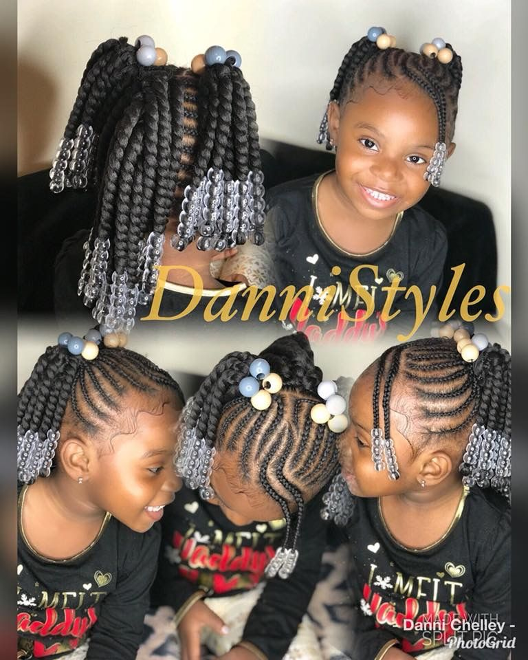 Pin By Danni Chelley On Dannistyles Kid Braid Styles Little