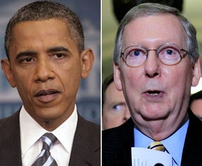 Mitch McConnell Admits That He Is Perplexed That Obama Is Beating Him By Moving Left |via`tko PoliticusUSA