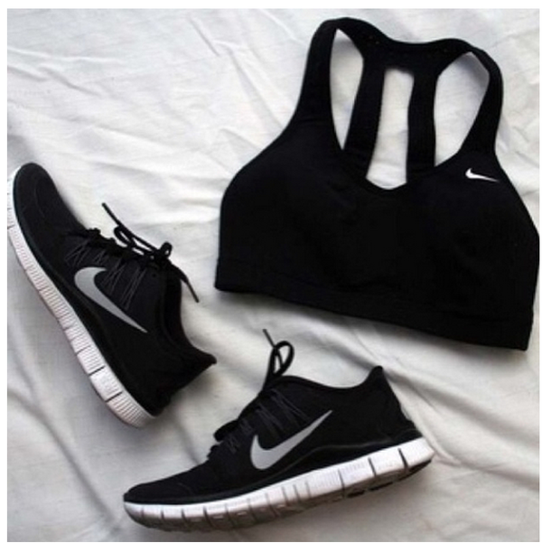 Nike Free Run Tenue Fille Tumblr