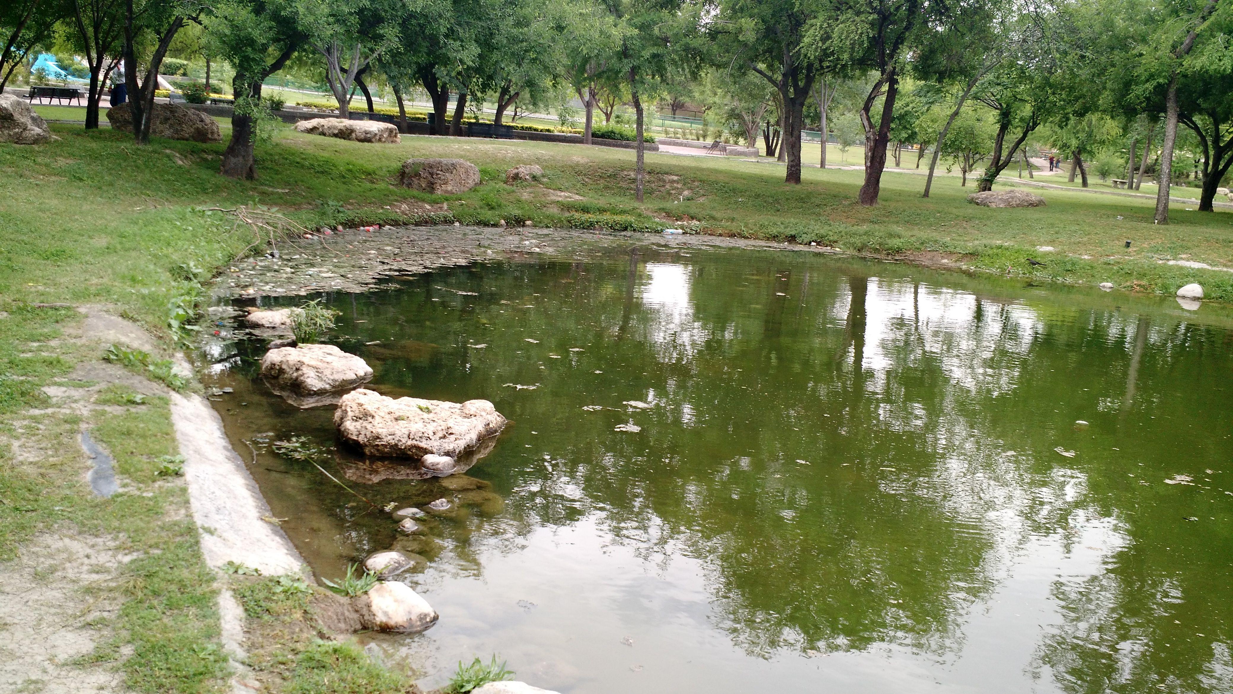 Es Lamentable Como Despu S Del Periodo Vacacional Queda El Parque  # Muebles Vega Monclova