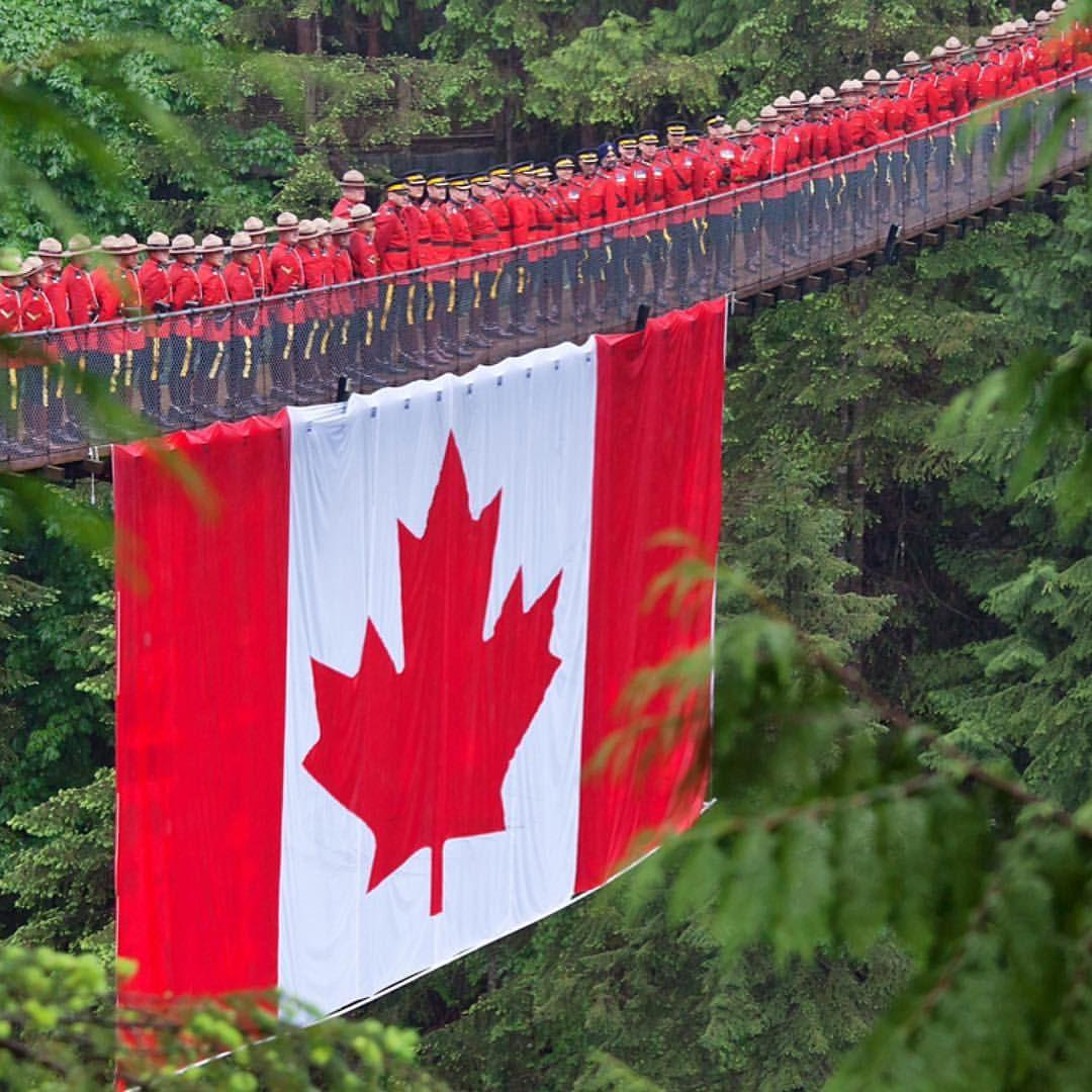"Canada 🇨🇦 (tourcanada) on Instagram ""🇨🇦Mounties on"