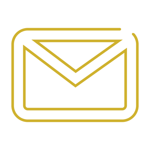 Yellow Email Line Icon Svg Ad Affiliate Ad Email Svg Icon Yellow Digital Illustration Tutorial Email Icon Illustrator Tutorials