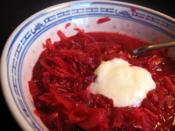 Russian Borscht Recipe Food Com Recipe Borscht Recipe Borscht Food Processor Recipes