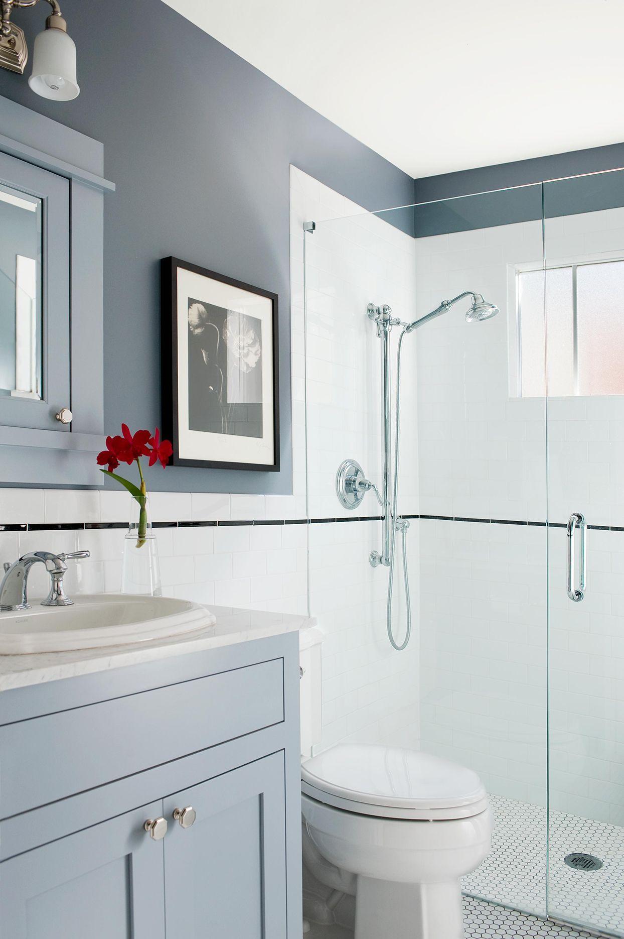 17 Money Saving Tips To Stretch Your Small Bathroom Budget