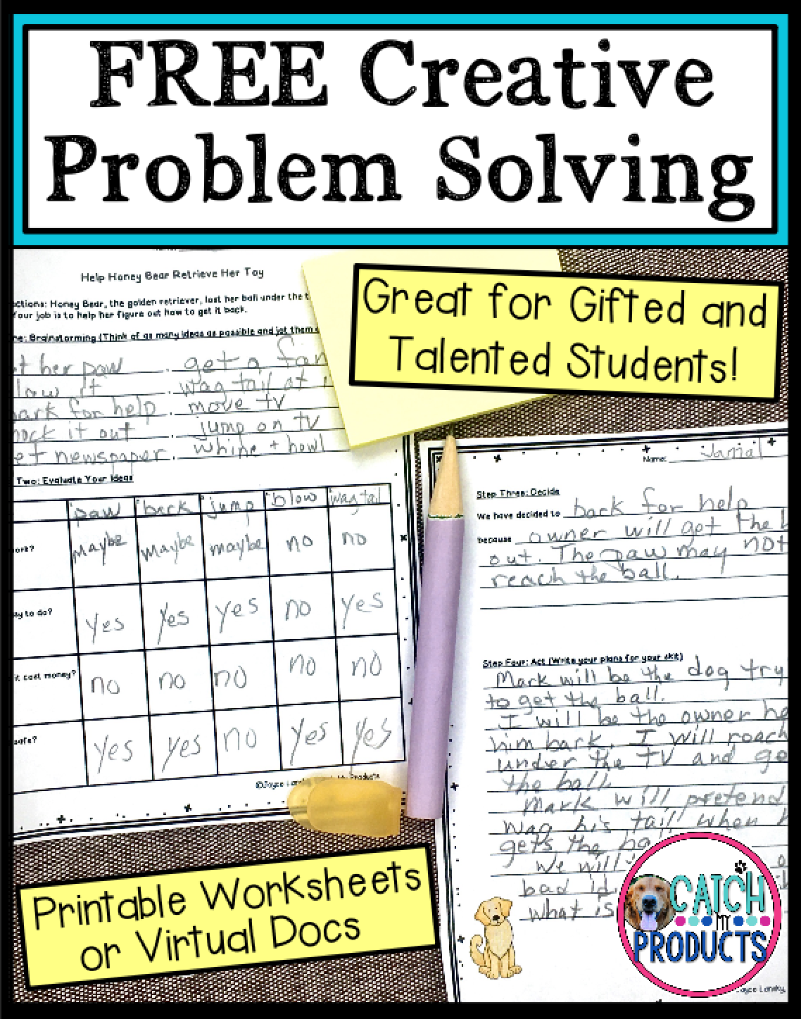 Problem Solving Scenarios For Critical Thinking Distance