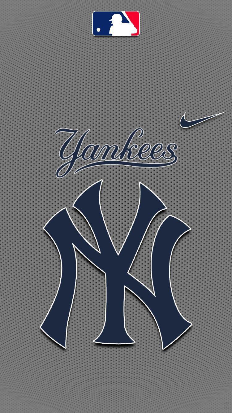 Yankees Baseball Yankees Logo Mlb Wallpaper Baseball Wallpaper