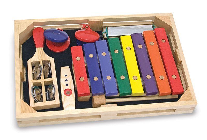 Beginner band set musical instrument set music toys