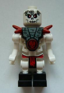 Lego ® Ninjago Figure Frakjaw njo011 from 2257 the Golden Weapons Minifigure Skeleton
