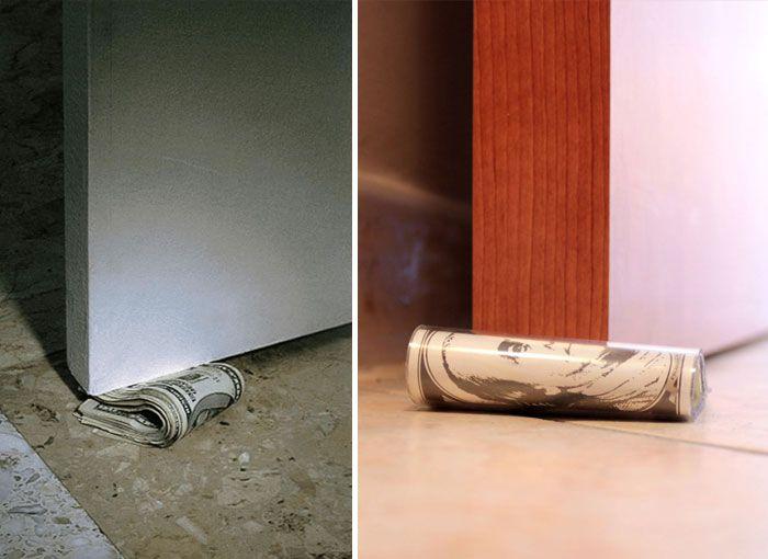 15 Creative Doorstop for the Door of your Home