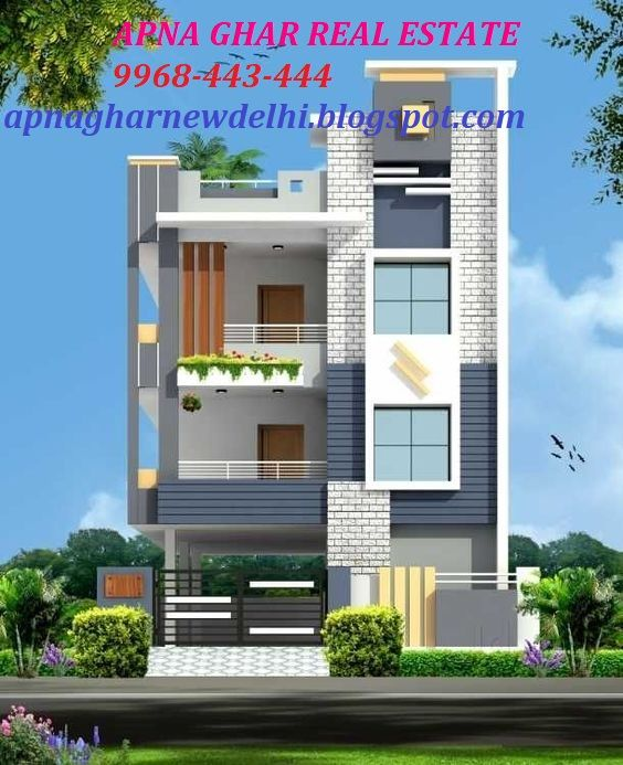beautiful modern house front elevation design double floor part youtube in designs also rh pinterest