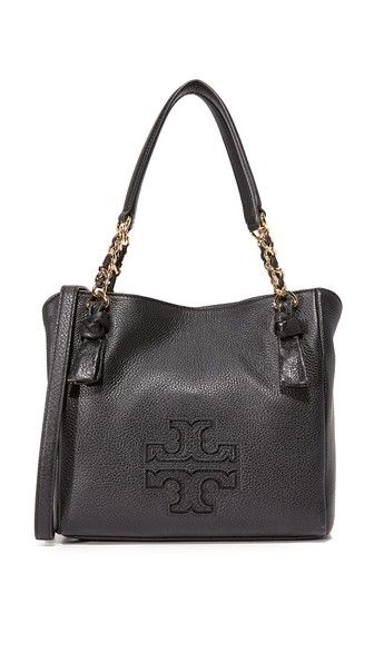 01186065f4b2 TORY BURCH Harper Small Satchel.  toryburch  bags  shoulder bags  hand bags   leather  satchel