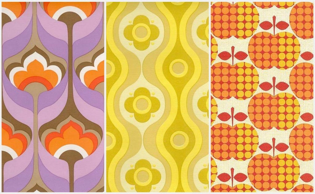 70s Wallpaper Pattern Patterns Print design pattern