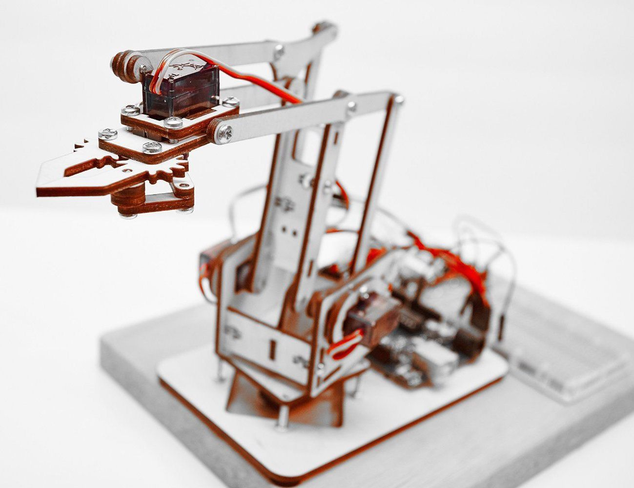 Get Introduced To Industrial Robotics And Motion Control