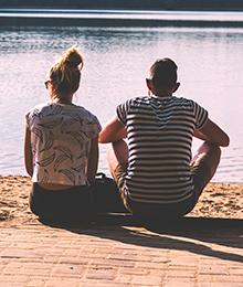 Christliche Ratschläge zum Küssen in Dating