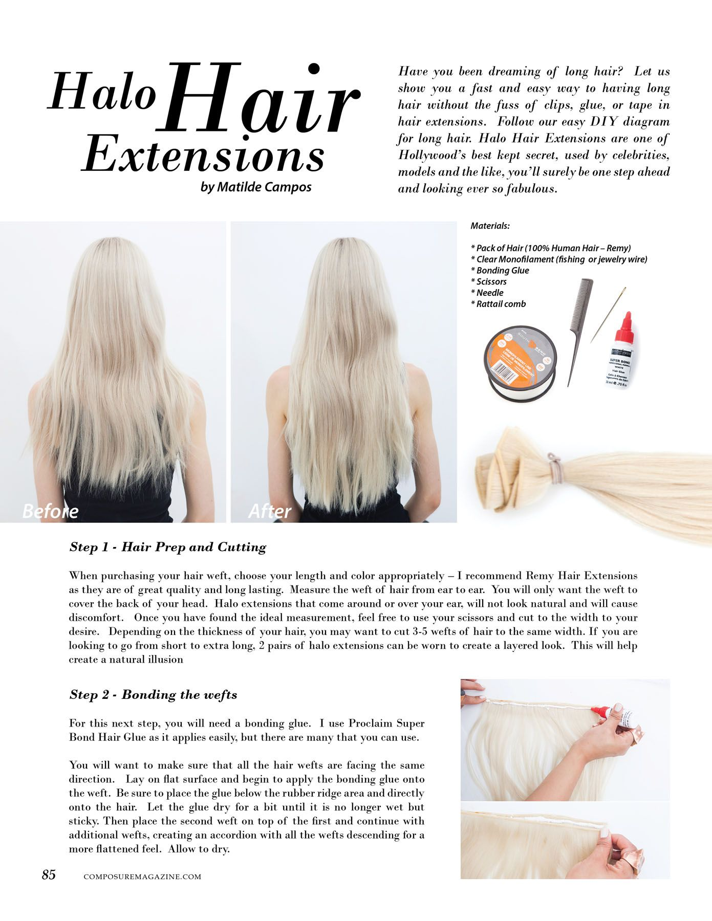 How to guide for halo hair extensions advertorials pinterest how to guide for halo hair extensions pmusecretfo Image collections