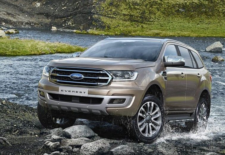 2020 Ford Everest Specs Price Engine Raptor Vehiculos