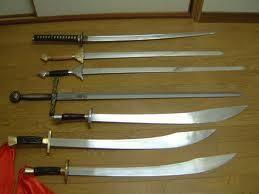 Katana & other swords! :)