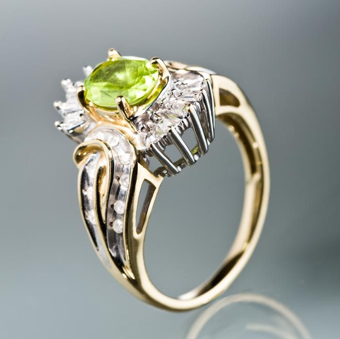 Commercial Product Photography For Jewelry