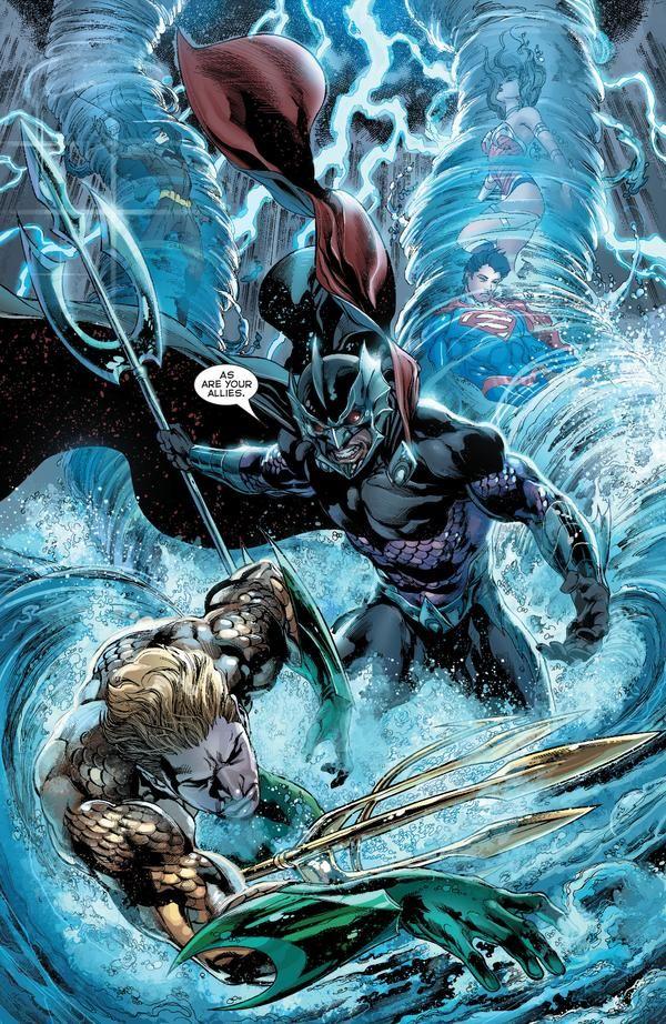 Znalezione obrazy dla zapytania ocean master dc comics