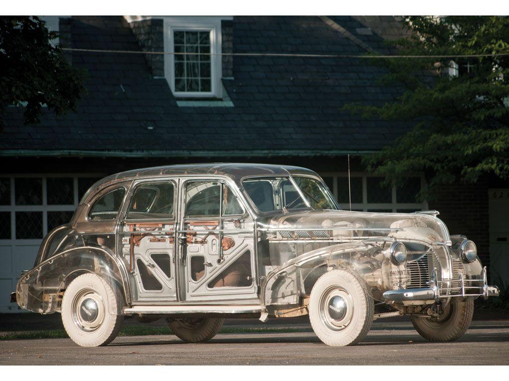1939 Pontiac Plexiglas Deluxe Six \