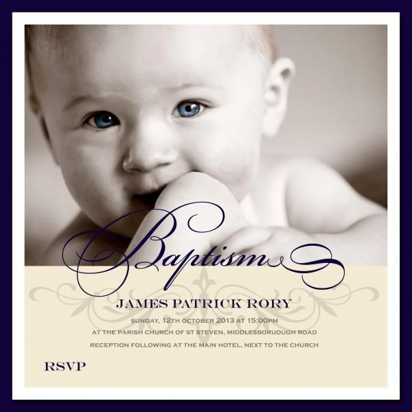 Boy Baptism Invitations | Dsncl Wedding | Lupe Baptism Dress ...