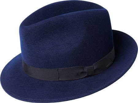 675d19cf58d Bailey Of Hollywood Winters Fedora 37171BH (Men s)
