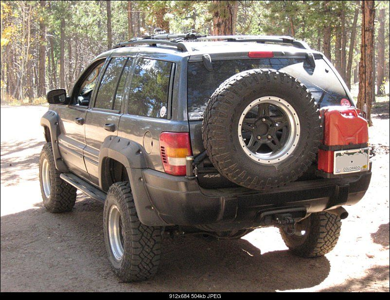 Rear Tire Mount Questions Jeep Wj Jeep Cars Jeep Mods
