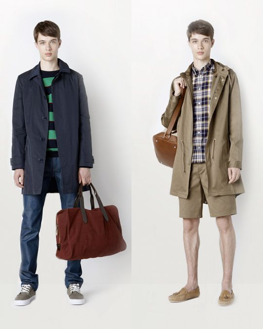 a.p.c. spring 2011 - staying true to basics