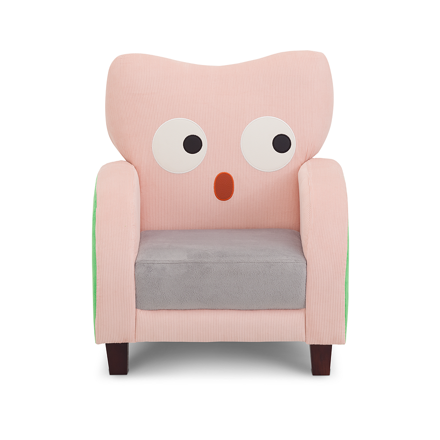 Kid S Pink Owl Chair Has Style That S A Hoot Kids Room
