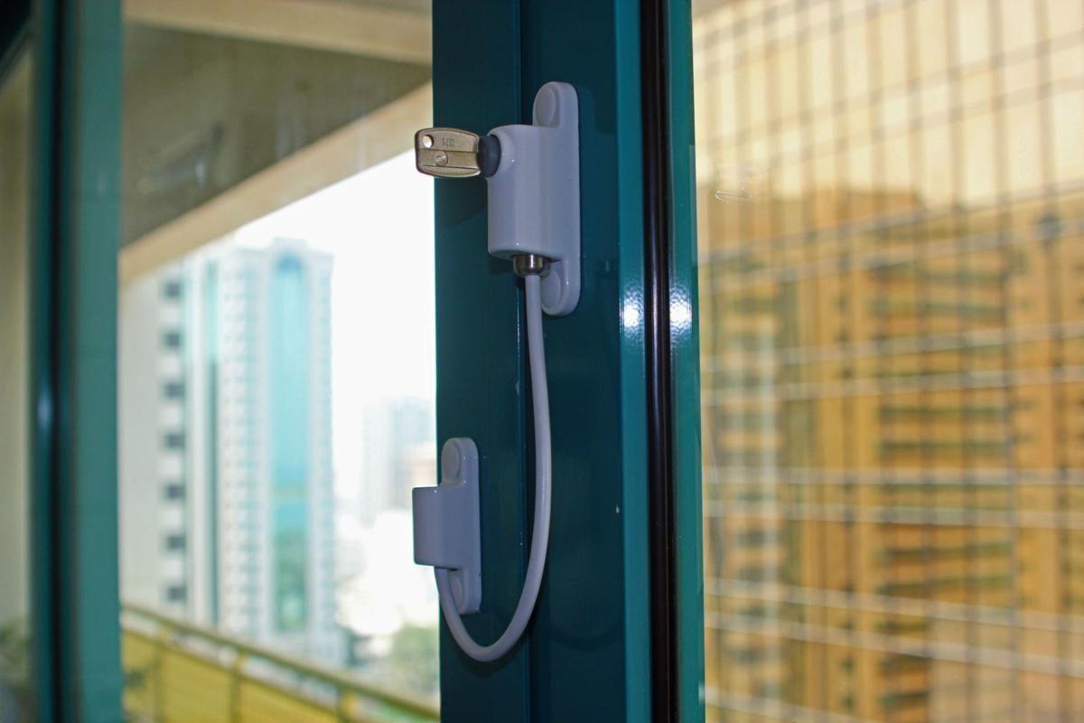 Install a patio door lock with images patio door locks