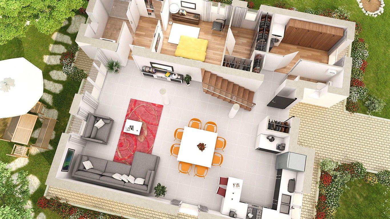 Top 7 Des Sites Pour Cr U00e9er Un Plan Maison 3d Gratuit En Maison Design