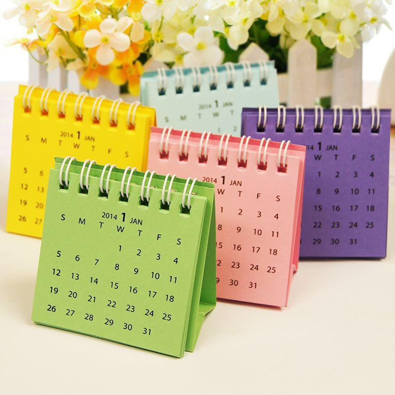 Small Desktop Calendars