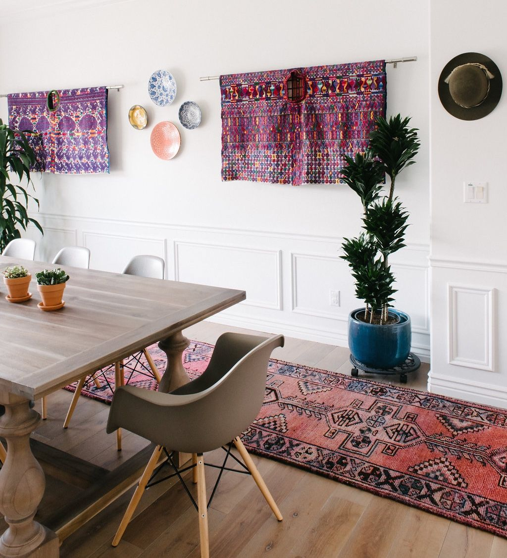 Dining room styled by Loom + Kiln | Dining room style ...