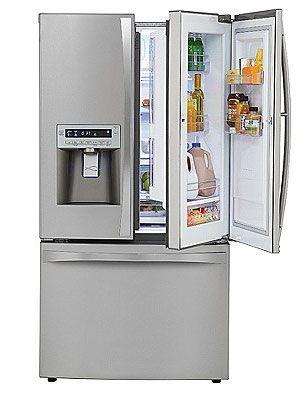 The Biggest Stuff You Can Buy Mainstreet Big Refrigerator Bottom Freezer Refrigerator Buying Appliances