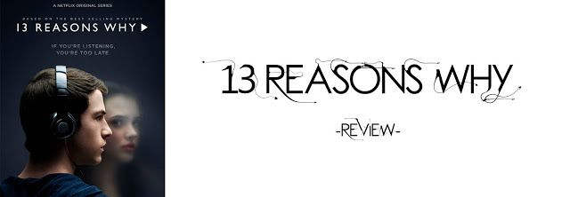 13 Reasons why von Jay Asher | Review | Netflix