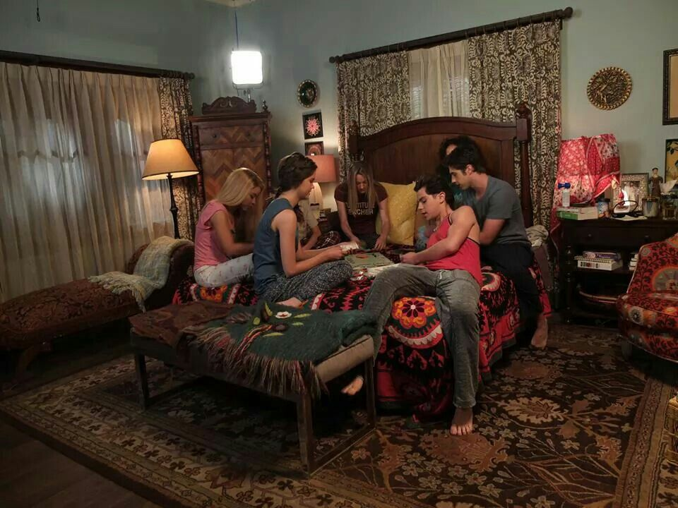 The Fosters Foster House The Fosters Tv Show The Fosters
